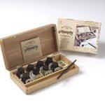 Winsor & Newton Coffret de Calligraphie en bois de la marque Winsor & Newton image 1 produit