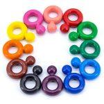 WOCLHJ Crayons pour bébé et enfants Lavable écologique et non toxique Crayons de jouets pour enfants de la marque WOCLHJ image 1 produit
