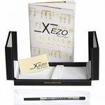 Xezo Incognito Argent sterling 925Produit Stylo à bille à torsion, taille diamant gravé (Incognito Argent sterling 925B) de la marque Xezo image 2 produit