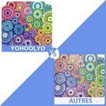 YOHOOLYO 60PCS Stylos Gel Pailletté Multicolores Crayons Gel Stylos Billes à Encre Gel avec Une Boîte Feutre Fin pour Dessin de la marque YOHOOLYO image 6 produit
