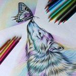 Zap bicolore Crayons, 24couleurs claires Lot de 12(assortis) de la marque Zap Impex image 4 produit